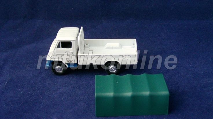 TOMICA LV41b TOYOTA TOYOACE TRUCK 1959 | 1/64 | BLUE | TOMYTEC 2006