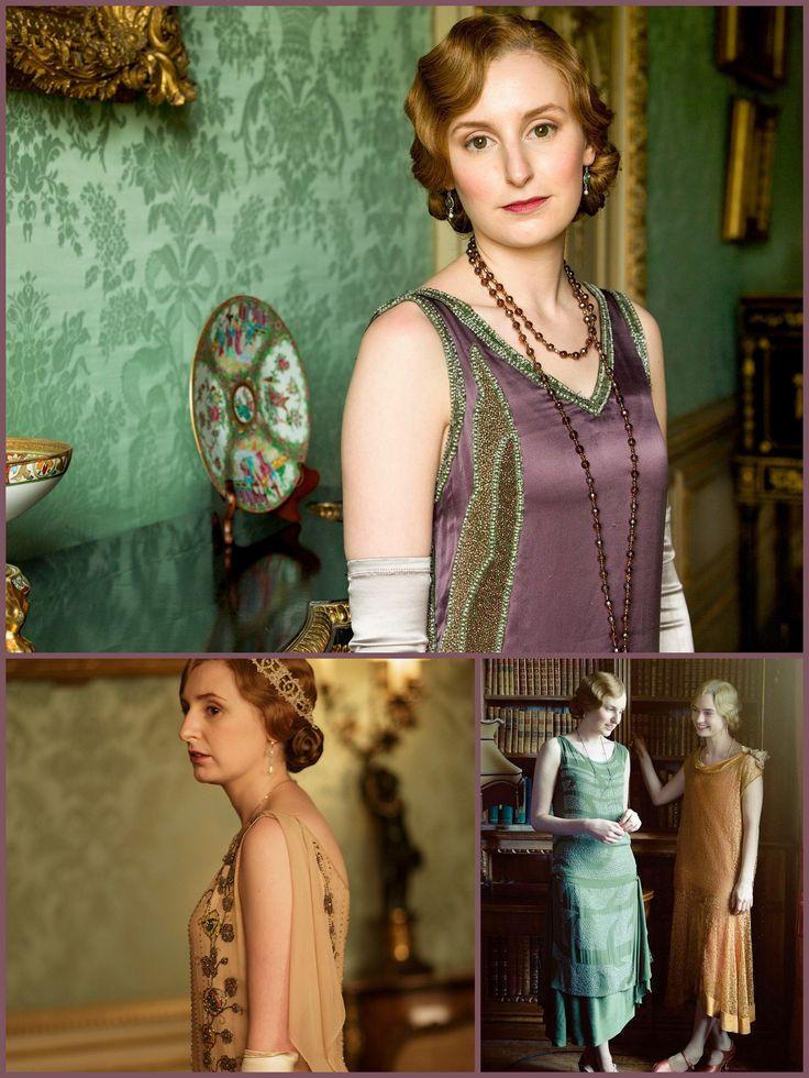 Downton Abbey : la mode des années 1920 [saison 5] – Lectures & co