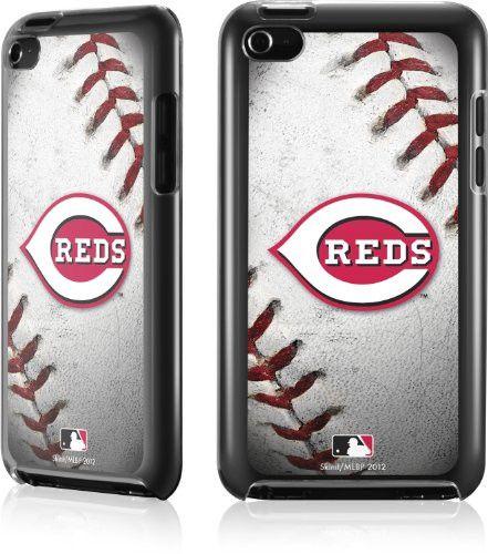 MLB - Cincinnati Reds - Cincinnati Reds Game Ball - iPod Touch (4th Gen) - LeNu Case