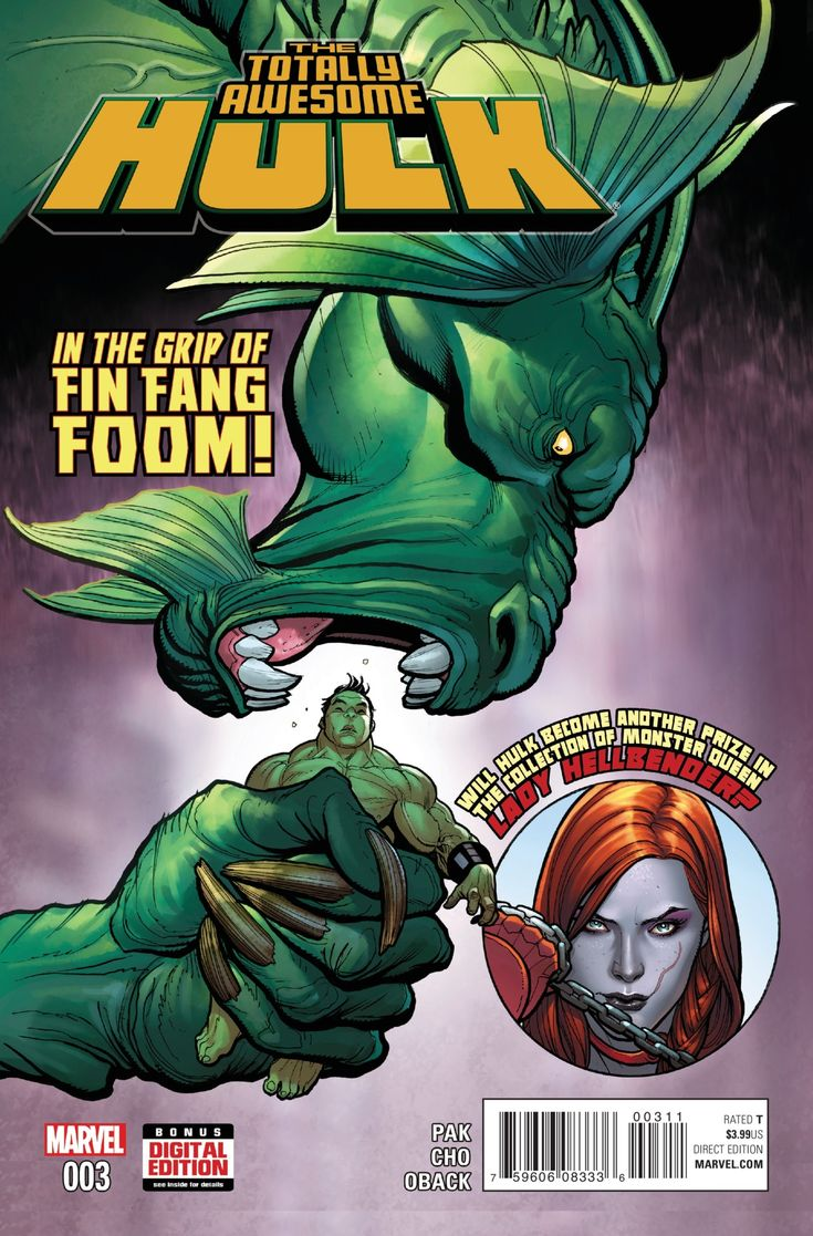 Preview: TOTALLY AWESOME HULK #3 - Comic Vine