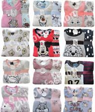 Ladies Fleece Pyjamas DISNEY Womens Girls Nightwear Cosy PJ Sets Primark 4  - 20 23131fc57