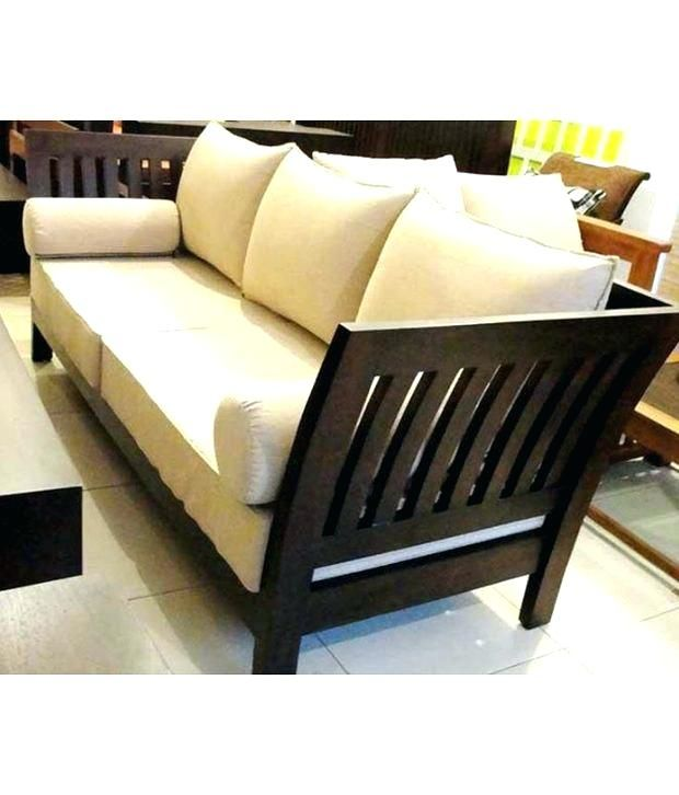 100 Best Wooden Sofa Come Bed Design With Price Cushions On