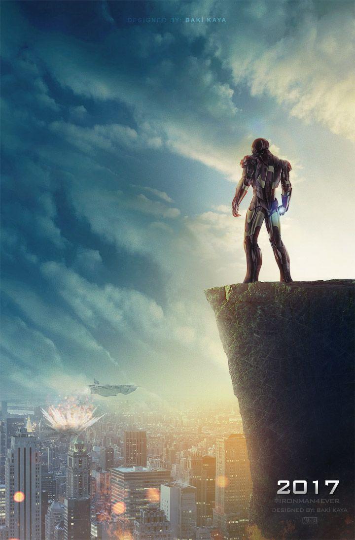 Арт Железный человек Iron Man