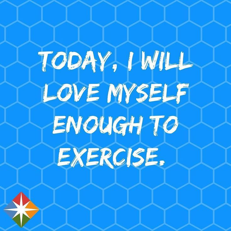 Is your resolution to exercise? Then this is the best reason yet! #monday #mondaymotivation