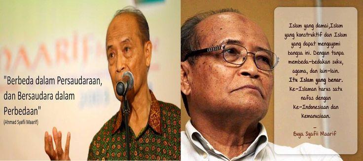 Denny Siregar: Buya Syafii Maarif Sang Juru Selamat Muhammadiyah | SALAFY NEWS