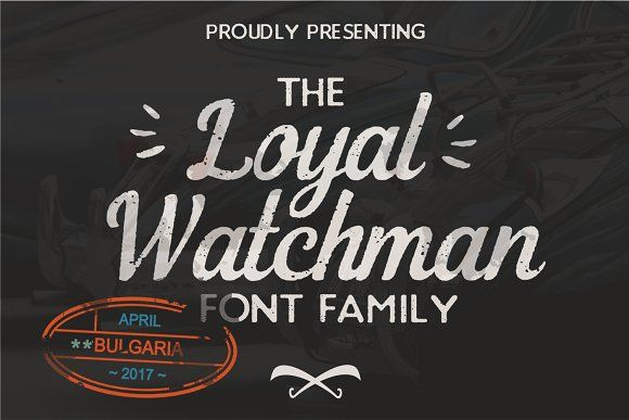 25% OFF The Loyal Watchman Family @creativework247