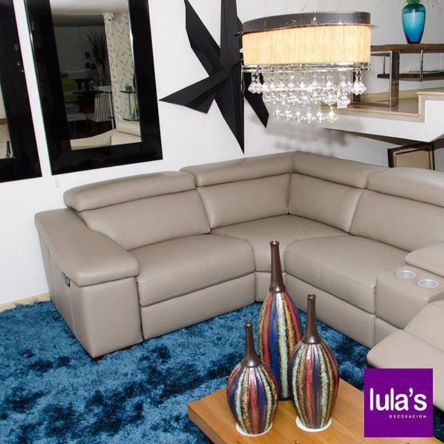 Renueva tu sala en #LulasDecoración. Los mejores estilos, sofisticados diseños y últimas tendencias. Estamos ubicados en la transversal 6 # 45 – 79, Patio Bonito, Medellín, tel: 2684641  #interiordesign #home #style #decor #decoración #espacios #ambientes #decohogar #muebles #mobiliario #decoracioninteriores #comedor #sillas #hogar #diseño #homesweethome #cozy #habitaciones