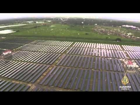 Look at this video about Solar Panels we just blogged at http://greenenergy.solar-san-antonio.com/solar-energy/solar-panels/cochin-international-airport-becomes-first-to-operate-fully-on-solar-power/
