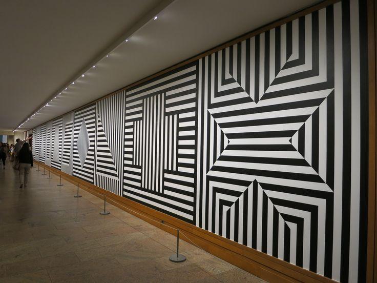 Sol LeWitt's 'Wall Drawing #370' at the Metropolitan Museum of Art – new york art tours