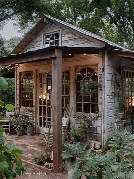 Amazing Garden Shed, Eye Chart  Orb Light Old is New Shed, Shed