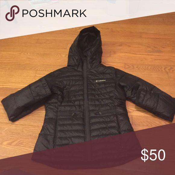 Columbia Coat Black Coat Columbia Jackets & Coats Trench Coats