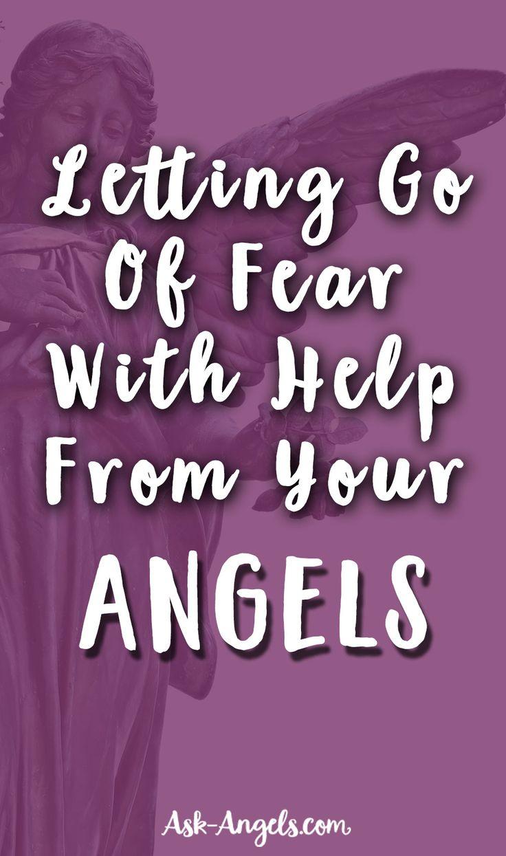Спасение страха с помощью ваших ангелов