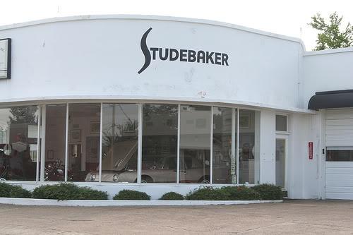 Studebaker Dealer