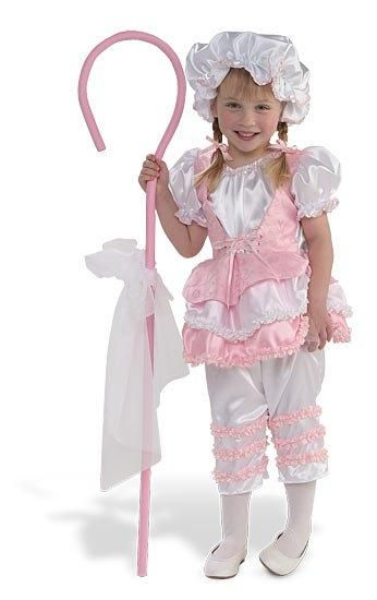 Little Bo Peep Toddler/Child Costume from Buycostumes.com