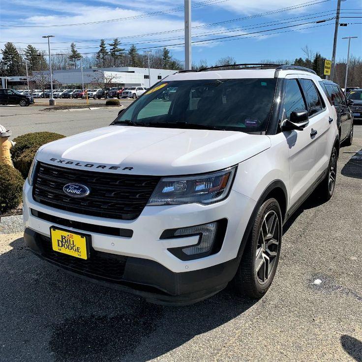 2017 Ford Explorer Sport 😎🙌 See More Details 📲 bit.ly