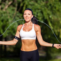 8 Jump-Rope Exercises for Your Core