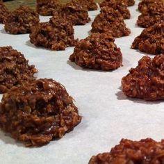 How To Make No-Bake Chocolate Marijuana Cookies