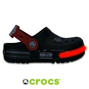 Star Wars crocs - CrocsLights - Black, Red, White