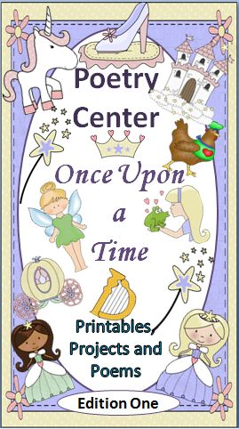 Once Upon a Time is an early primary unit that uses fairy tales to help teach the difference between fiction and non-fiction, rhyme, sight words, first sound fluency, and sentence structure. The fairy tales used are based on traditional tales and presented in a poem format. The poems are written for early readers using many first learned sight words. Rhyme is a powerful vehicle to help teach comprehension and vocabulary.