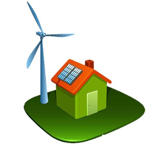 Qué es y cómo se produce la energía eólica   Casas