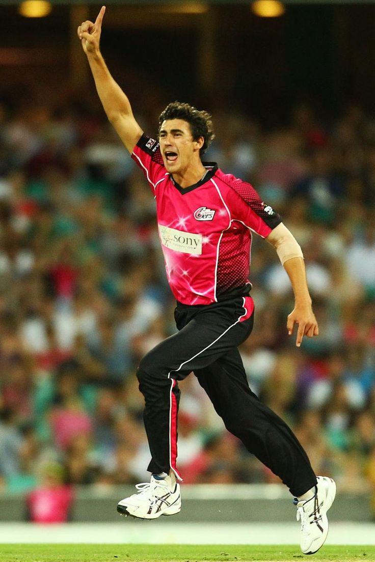 Mitchell Starc Cricketer