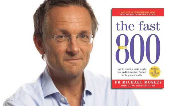 michael mosley diet fast 800