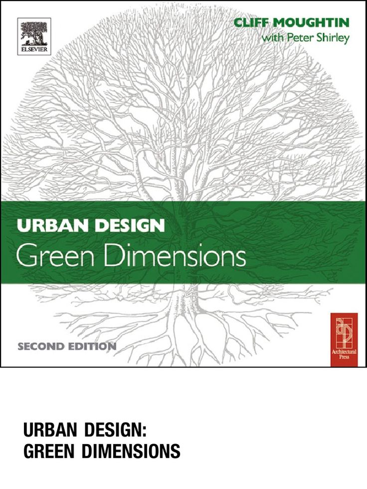 Urban Design Green Dimensions | Sustainability | Sustainable Development