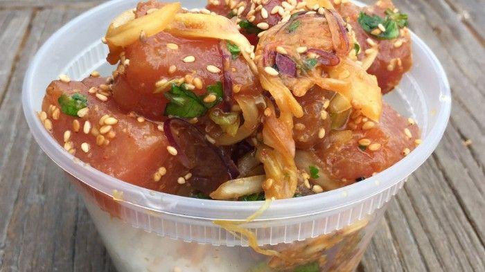 La recette du poke de thon à l'hawaïenne | MUNCHIES