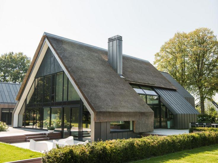 Соломенная крыша: экологичная красота - Дизайн интерьеров | Идеи вашего дома | Lodgers