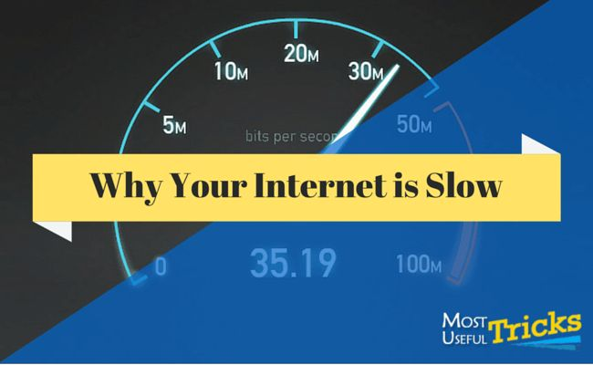 [Solved] #Internet Slower than #Speed Test Results and #Advertised by #ISP
