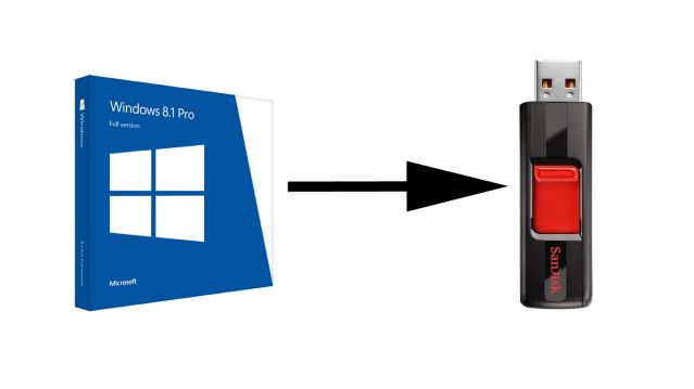 A Detailed & Step by Step Guide to Installing Windows 8 From a Flash Drive