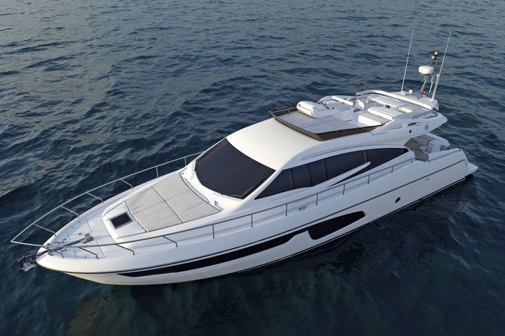 Ferretti Yachts 650 New #yacht #luxury #madeinitaly