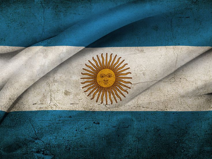 awesome Argentina Flag Hd Wallpaper