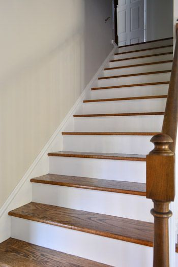 Stairs & Stripes (Installing A Stair Runner) | Young House Love