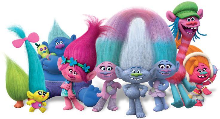 Trolls es el nuevo éxito de la pantalla grande, pero si por si no lo sabías estos simpáticos muñecos