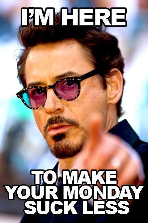 Robert Downey Jr. quote