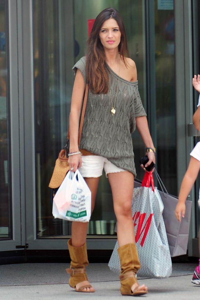Sara Carbonero, quiero estas sandalias!!!