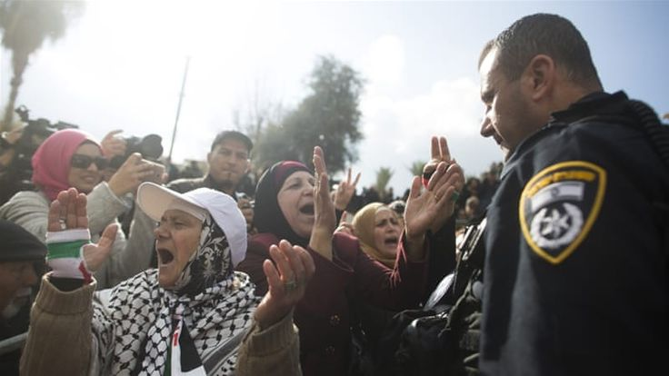 Over 20 Palestinians got injured in anti-Trump protest  officials http://ift.tt/2pUP8Ka