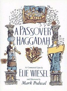 A Passover Haggadah: As Commented Upon by Elie Wiesel and Illustrated by Mark Podwal (By Elie Wiesel)A Passover Haggadah, retelling the Exodus of the Children of Israel from Egypt, guides families every year through their Passover Seder. A Passover Haggadah faithfully renders the entire text of...