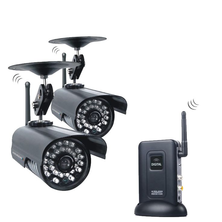 Outdoor Wireless Security Camera See More Information On