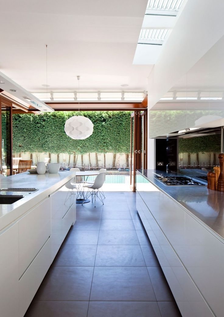 Flat long light - Mosman House by Anderson Architecture