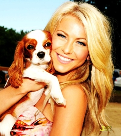 julianne hough... She is sooooo pretty!!! So jealous:(