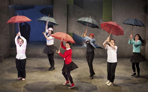 Glasgow Girls, Citizens Theatre, Glasgow, review - Telegraph