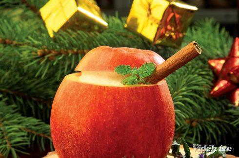 Hideg almaleves  Szerda  ebéd  130 Kcal