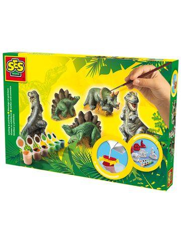 SES Kreativset Dinos gießen (gibt auch andere Tiere)