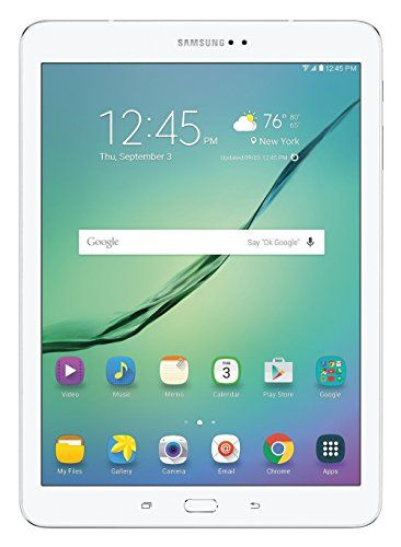Samsung Tab S2, White 32GB (Verizon Wireless)