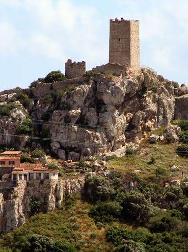 Castello della Fava, Posada, Nuoro, Sardinia