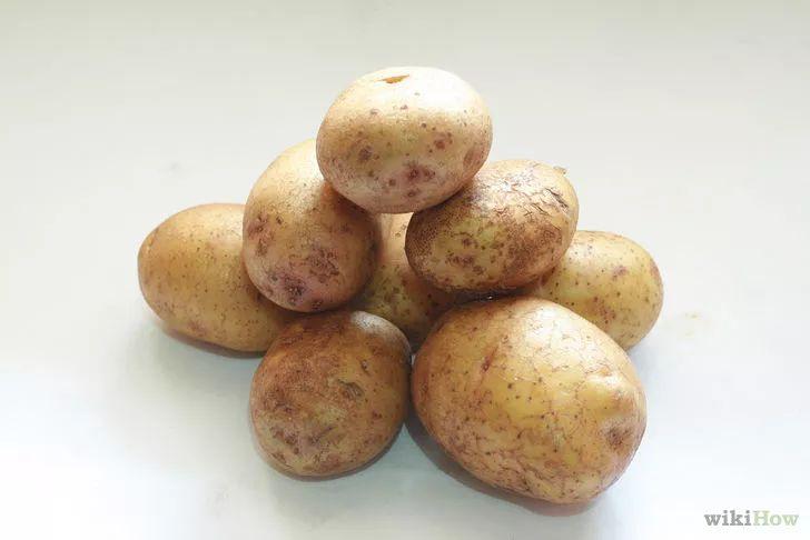 Aprende a congelar patatas vía es.wikihow.com