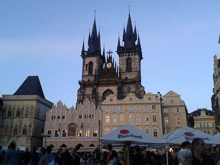Starometske námesti, Praha