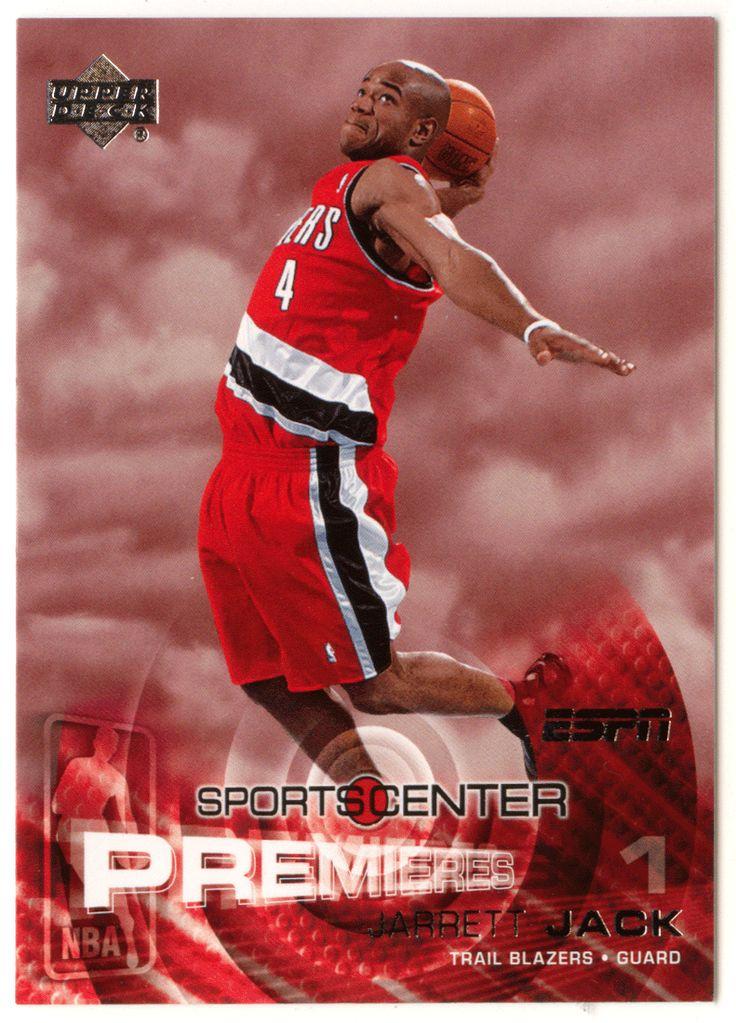 Jarrett Jack RC # 114 - 2005-06 Upper Deck ESPN Basketball NBA Rookie